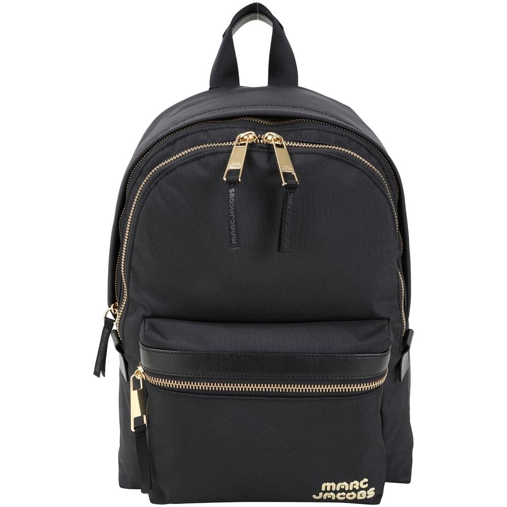 MARC JACOBS Trek Pack 大款 輕質高性能尼龍後背包(黑色)