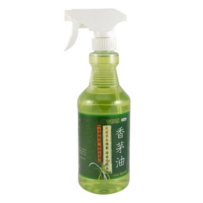 【室飄香】天然 香茅油噴劑 550ml(C-023)
