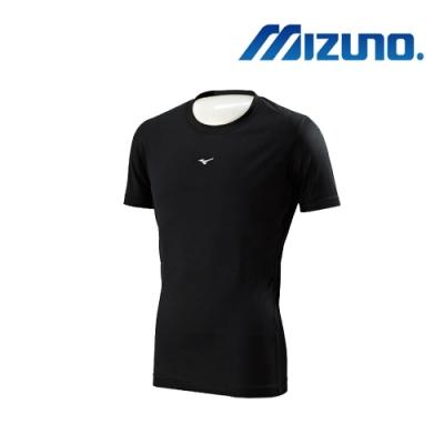 Mizuno 美津濃 男緊身衣 黑 12TA8C0309