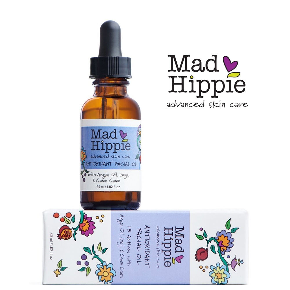 【買1送1】Mad Hippie 沙棘果18種活萃駐顏青春油 30mL