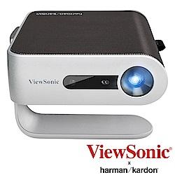 ViewSonic M1 LED時尚360度巧攜投影機 (內