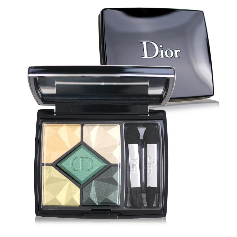 Dior迪奧 經典五色眼影#347 (3g)