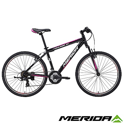 《MERIDA》美利達登山車 勇士 300 黑 2018
