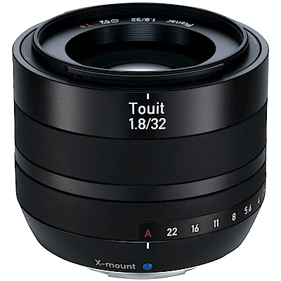 Zeiss Touit 1.8/32 (公司貨) For X-mount