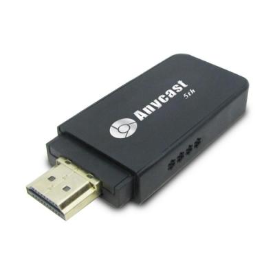 五代Anycast-15K-雙核全自動無線影音鏡像器(送3大好禮)