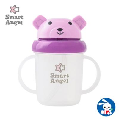 【Smart Angel 西松屋 】寶寶吸管水壺/水杯(2色可選)