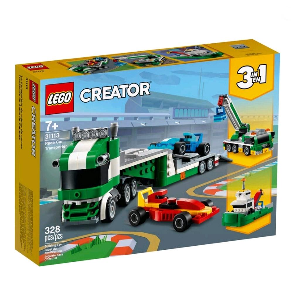 樂高LEGO 創意大師系列 - LT31113 賽車運輸車