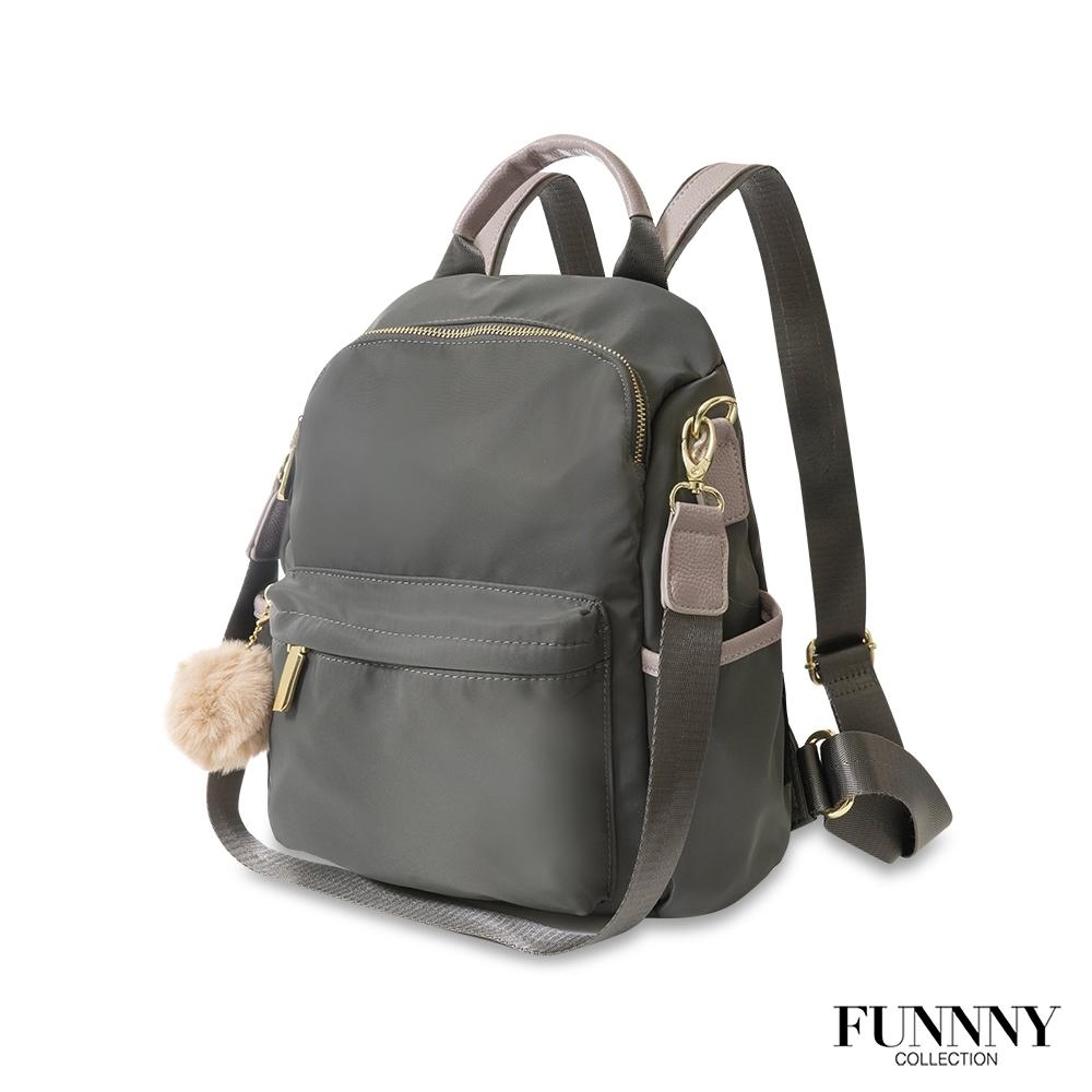FUNNNY 防盜尼龍系列3way後背包 Regan (多色選) -快 product image 1