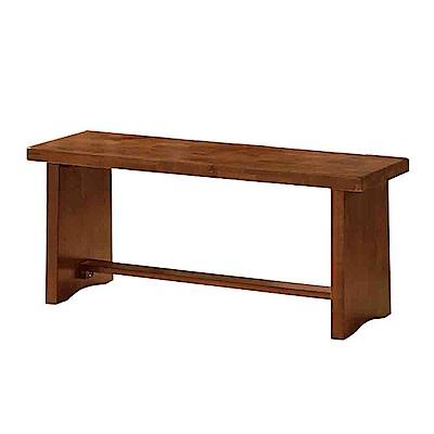 Boden-哈維耶全實木5.4尺長凳/椅凳-162x30x45cm