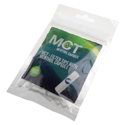 MCT-Menthol Capsule-捲煙專用爆珠晶球薄荷濾嘴-6mm*2包