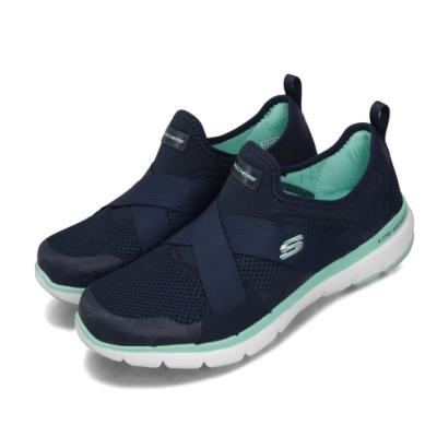 Skechers 慢跑鞋 Flex Appeal 3.0 襪套 女鞋
