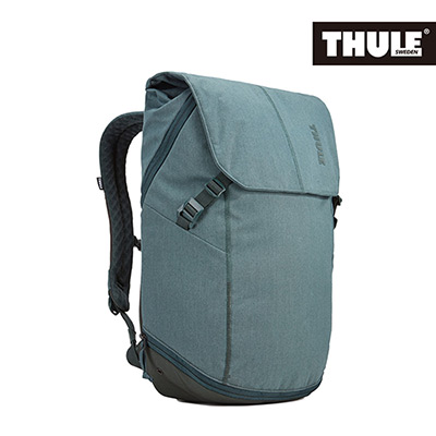 THULE-Vea 25L運動用筆電後背包TVIR-116-深藍綠