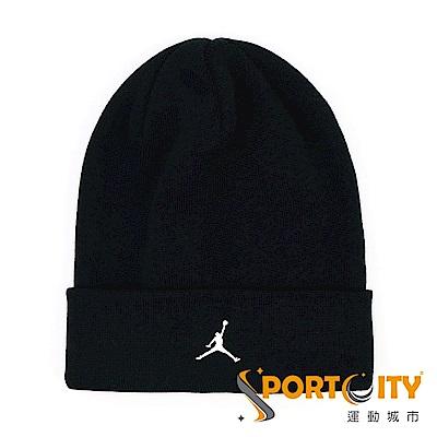 NIKE JORDAN 毛帽 黑色 AA1297010