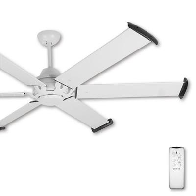 阿拉斯加 MEGA工業吊扇84吋(遙控)-白色