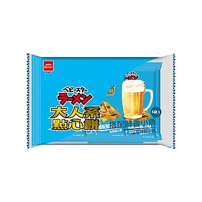 優雅食 大人系勁辣點心餅小魚分享包(33gx6入)