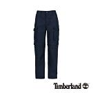 Timberland 男款深寶石藍休閒工裝褲|A1VY2