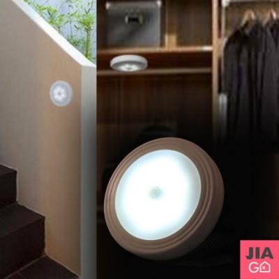 JIAGO 磁吸式LED人體感應燈