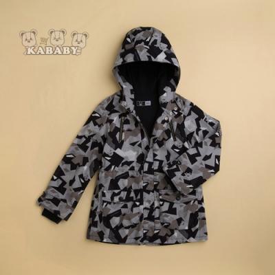 【金安德森】KA迷彩防風外套