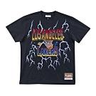 M&N Lightning 短袖T恤 湖人隊