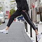FILA #東京企劃-原宿篇 平織長褲-黑 1PNS-5444-BK