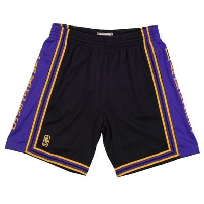 M&N NBA RELOAD 異色 復古球褲 湖人隊 1996