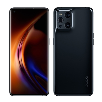 OPPO Find X3 Pro 5G 6.7吋旗艦手機 (12G+256G) 鏡黑