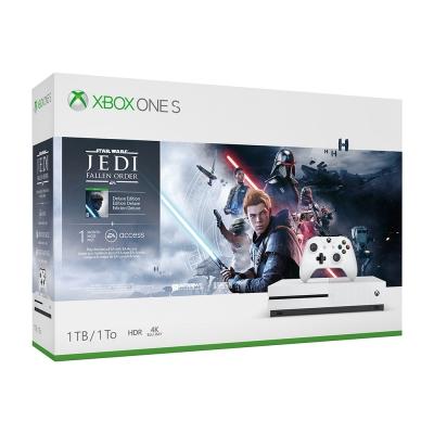 Xbox One S 星際大戰同捆