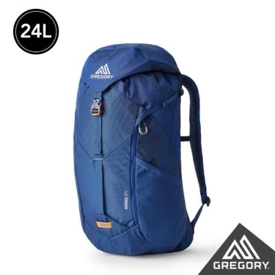 Gregory 24L ARRIO 多功能登山背包 帝國藍