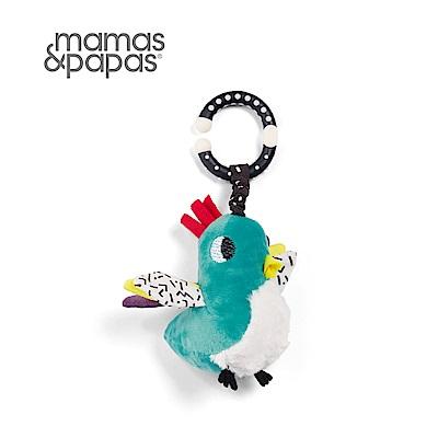 【Mamas & Papas】啾啾鳥(吊飾玩偶)
