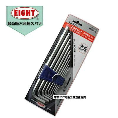 日本EIGHT BHS-9 公認最好用的 六角板手