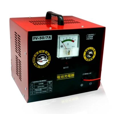 【CSP進煌】FV50V7A手動充電機 (FV系列-50V7A)