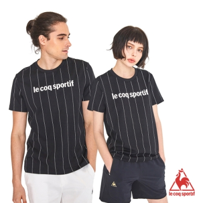 法國公雞牌短袖T恤 LNK2313699-中性-黑