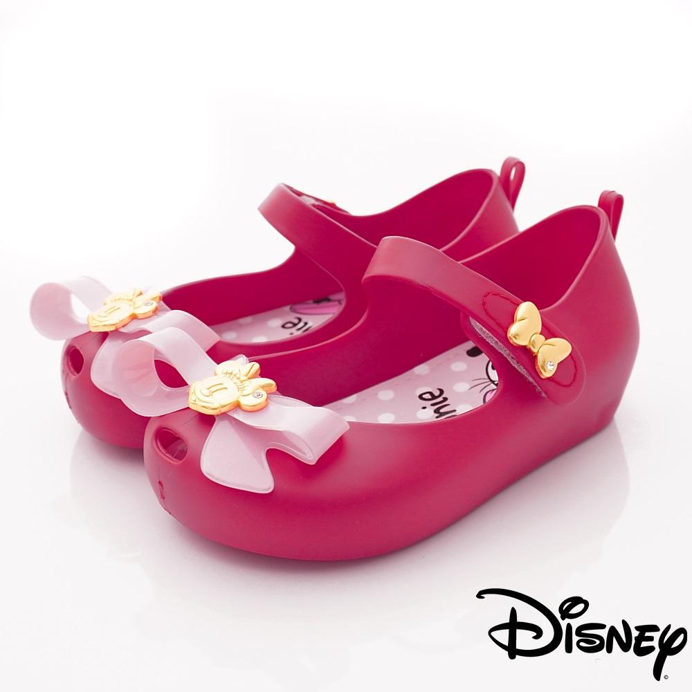迪士尼童鞋 米妮金賞娃娃鞋款 ON19374桃(中小童段)