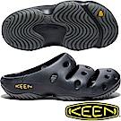 KEEN 1002036碳纖灰 Yogui男戶外護趾拖鞋/水陸兩用鞋