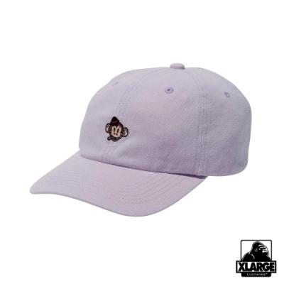 XLARGE KEITH 6PANEL CAP六分割帽-紫