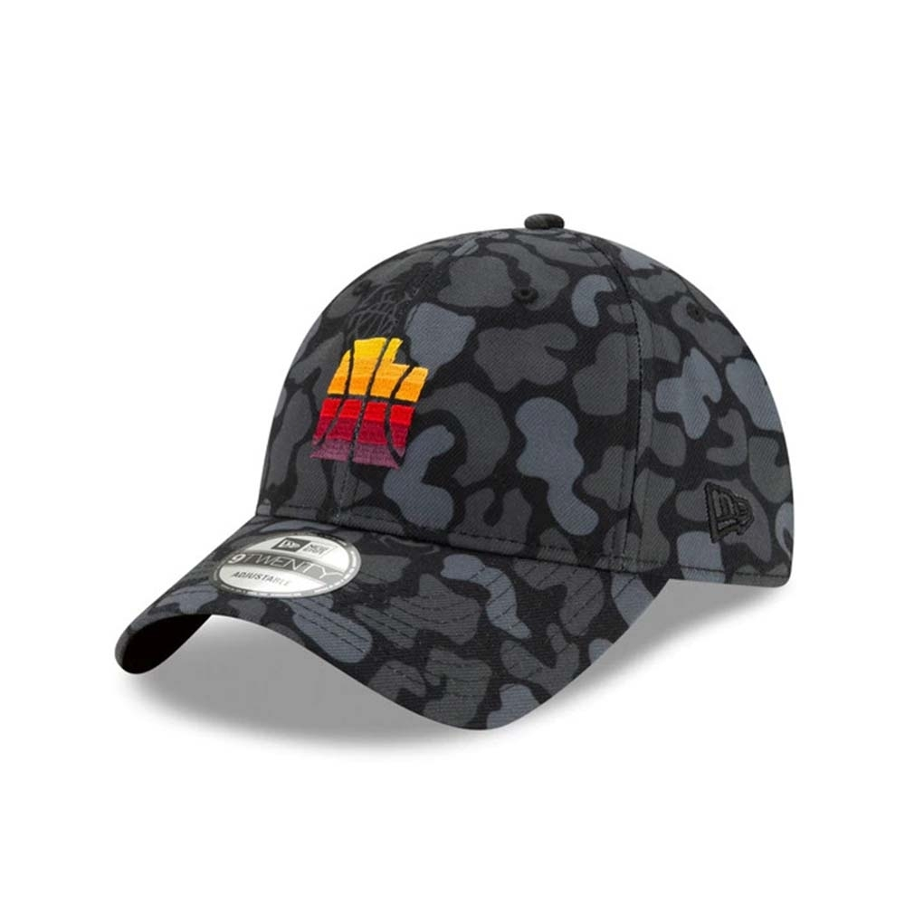 New Era NBA Team Logo棒球帽 爵士隊 Mitchell