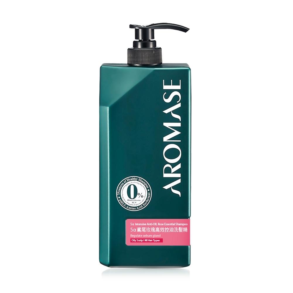 AROMASE 艾瑪絲 5α鳶尾玫瑰高效控油洗髮精 1000ml