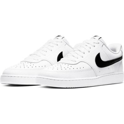 NIKE 小白鞋 皮革 休閒鞋 運動鞋 男鞋 白 CD5463101 COURT VISION LO