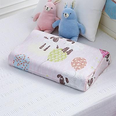 GOLDEN TIME-兒童舒利枕-綿羊的白日夢(粉)