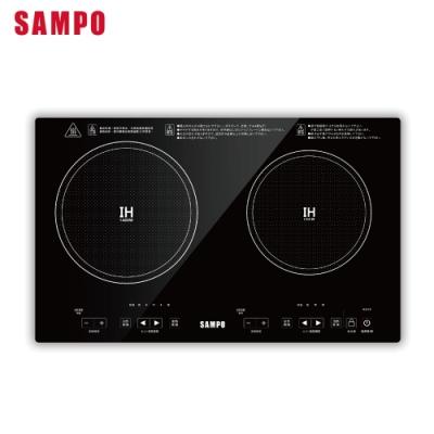 (快速到貨) SAMPO 聲寶 - 微電腦雙口 IH 電磁爐 KM-VA14GM