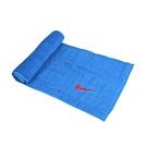 NIKE 日式盒裝長型毛巾 藍紅