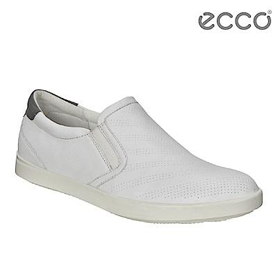 ECCO AIMEE經典輕巧休閒鞋 女-白