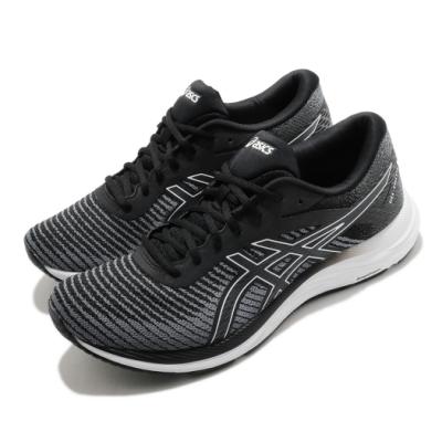 Asics 慢跑鞋 Gel Excite 6 Twist 男鞋 亞瑟士 路跑 輕量 緩震 透氣 穿搭 黑 白 1011A610001
