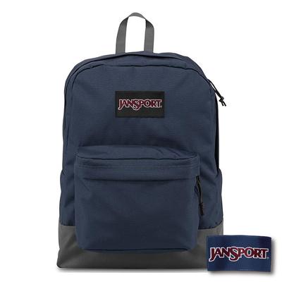 JanSport - BLACK SUPERBREAK 系列後背包 -經典藍
