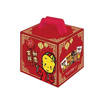 OYATSU優雅食 點心餅超值福箱(494g)
