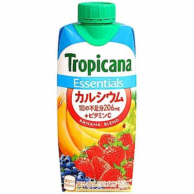 Kirin 純品果汁-香蕉綜合(330ml)