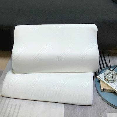 澳洲Simple Living 3D修護肩頸背降溫太空記憶枕-二入(台灣製)