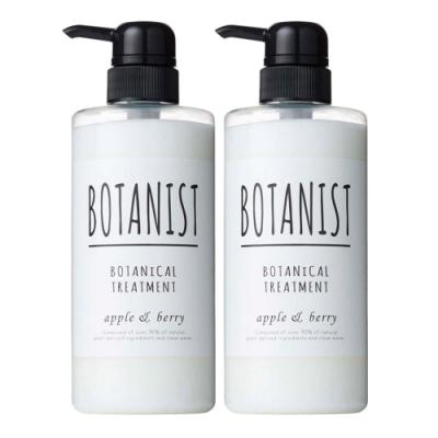 BOTANIST 植物性潤髮乳-滋潤型(490mlx2入)