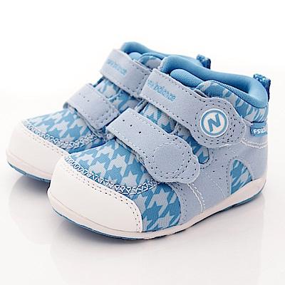 零碼-13.5cm NewBalance童鞋 短筒護踝款 123HYI藍