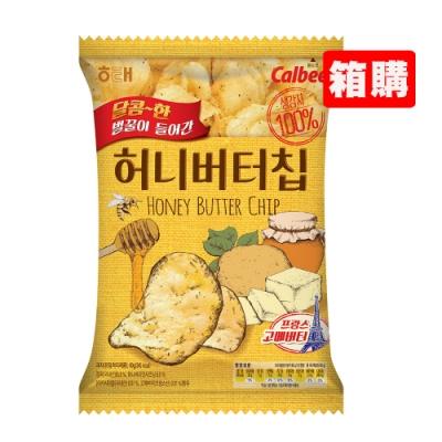 海太 蜂蜜奶油洋芋片(60gx16盒/箱)
